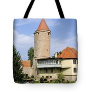 Deutschland, Bayern, Franken Tote Bag by Tips Images