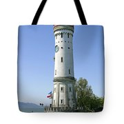 Deutschland, Bayern, Lindau Am Tote Bag by Tips Images