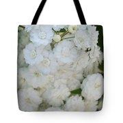 Deutzia Pure And Simple Tote Bag
