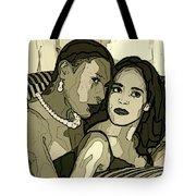 Deux Tote Bag