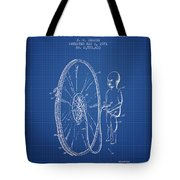Device For Teaching Obstetrics And Midwifery Patent From 1951 - Bl Tote Bag
