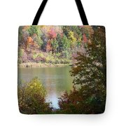 Devils Bathtub Tote Bag