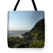 Devil's Churn 17 Tote Bag