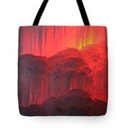 Devil's Hideout Tote Bag