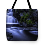 Devil's Hopyard Waterfall Tote Bag
