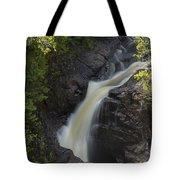 Devils Kettle Falls 3 Tote Bag