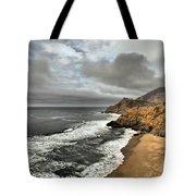 Devil's Slide Beach Tote Bag