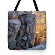 Devil's Smokestack 2 Tote Bag