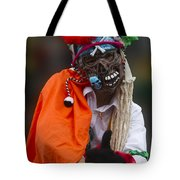 Devils Street Dance Tote Bag