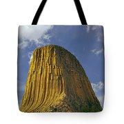 Devil's Tower 4 Tote Bag