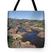 Devil's Waterhole Tote Bag
