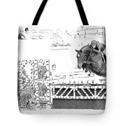Devon Jumper  Tote Bag