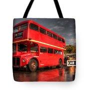 Devon Routemaster  Tote Bag