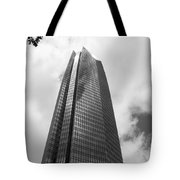Devon Tower In Okc Tote Bag