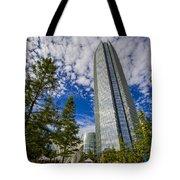 Devon Tower Oklahoma City Tote Bag