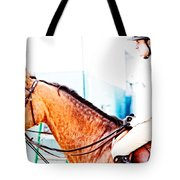 Devon Waiting Tote Bag