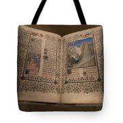 Devotional Book Tote Bag