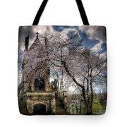 Dexter Mausoleum Tote Bag