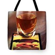 Diablo Tote Bag by John Rizzuto