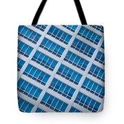Diagonal View Tote Bag