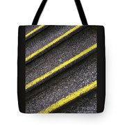 Diagonal Viewpoint Tote Bag