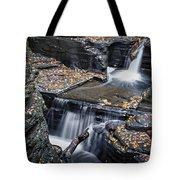 Diamond Falls Tote Bag