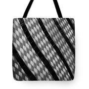 Diamond Fence Tote Bag
