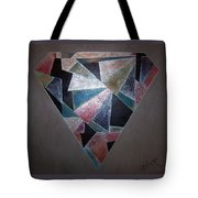 Diamond In The Mud Tote Bag