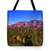 Diamondback Gulch Near Sedona Arizona Tote Bag