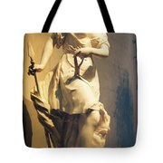 Diana Goddess Of The Hunt Tote Bag