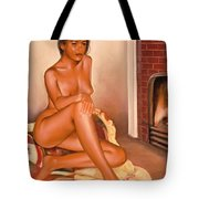 Diane  - I - Tote Bag