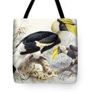 Dichocerus Bicornis Tote Bag