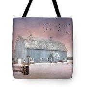 Dickey Hill Farm Tote Bag