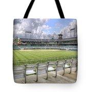 Dickey-stephens Park Tote Bag