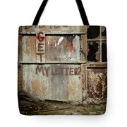 Did You Get My Letter? Tote Bag