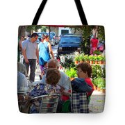 Did You Say You Went On Vacation? Tote Bag
