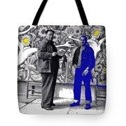 Diego Rivera Ted Degrazia  Mexico City Mexico Circa 1942-2013 Tote Bag