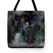 Differentiate New York City Tote Bag