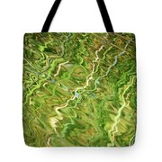 Difficult Times Tote Bag