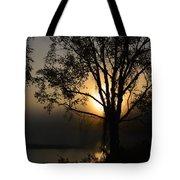 Diffused Glow Tote Bag