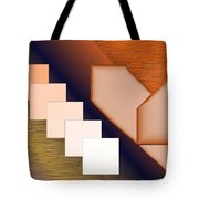 Digital Design 509 Tote Bag