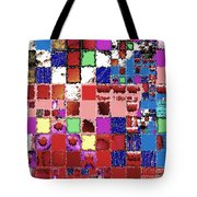 Digital Design 521 Tote Bag