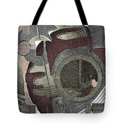 Digital Design 590 Tote Bag