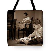 Digital Divide  Tote Bag