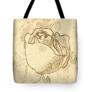 Digital Drawing 5 Tote Bag by Will Borden