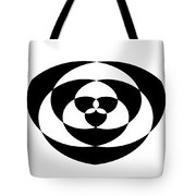 Digital Mono 1 Tote Bag