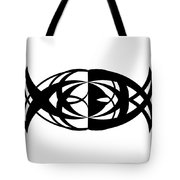 Digital Mono 13 Tote Bag