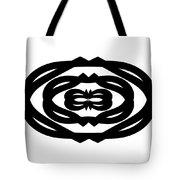 Digital Mono 14 Tote Bag