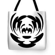 Digital Mono 15 The Clown Tote Bag