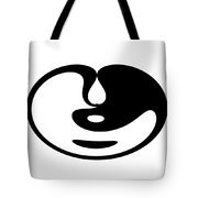 Digital Mono 5 Tote Bag